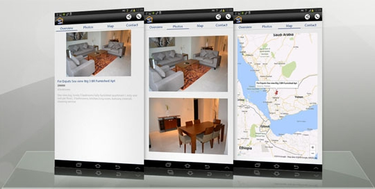 Property Listings Real Estate App