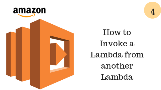 Invoke a Lambda from another Lambda - Enterprise App