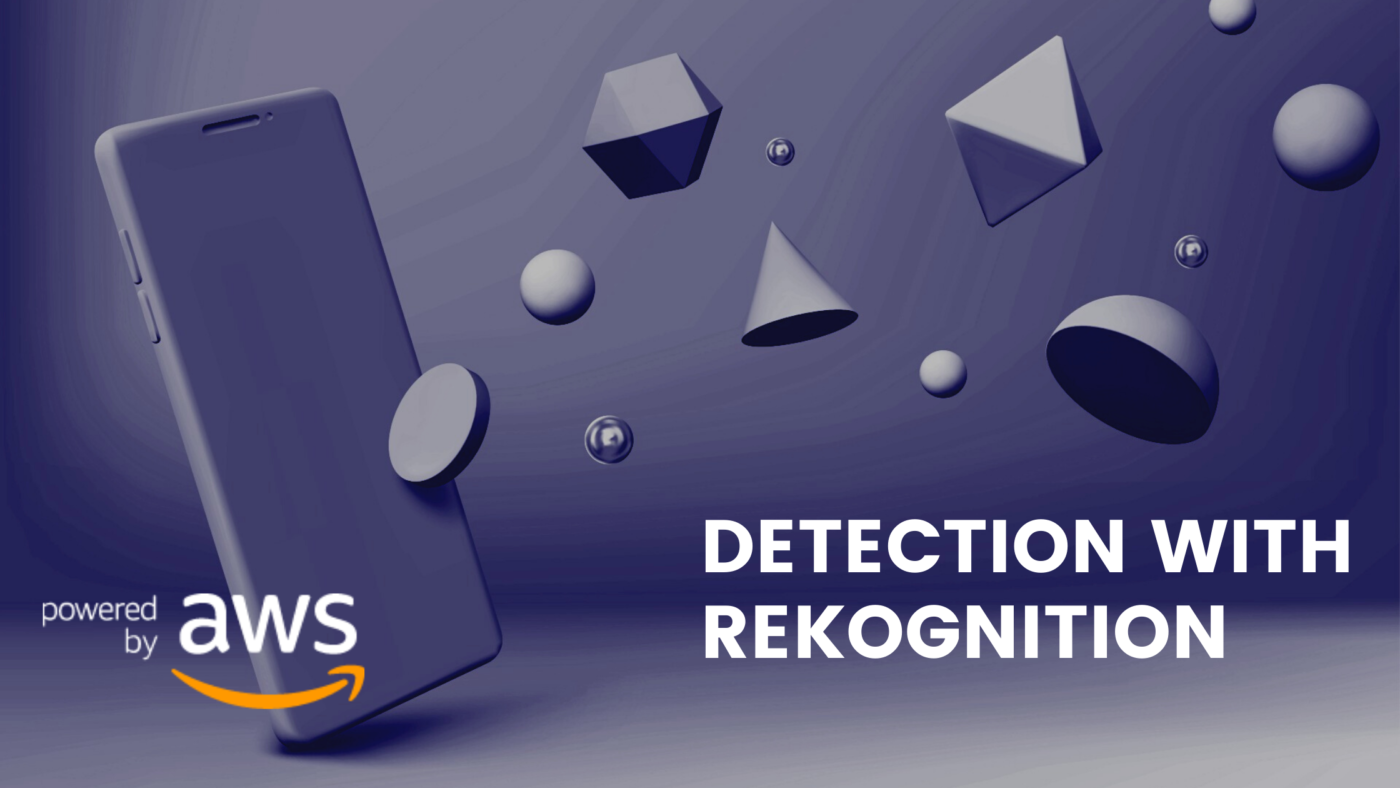 Object and text detection with Rekognition